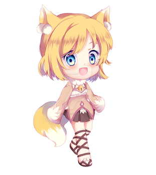 Simple Cheeb Commission for Nanaiko by Toracchi-Com