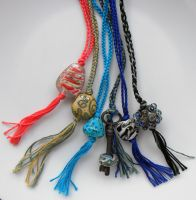 Spring necklaces by Athalour