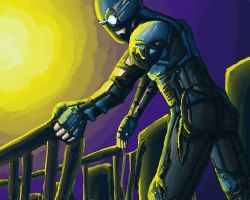 The Cyber Man by anime-halo
