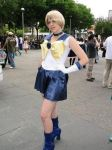 Sailor Uranus by halfdemongurl