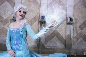 The Snow Queen by NostalchicksCosplay