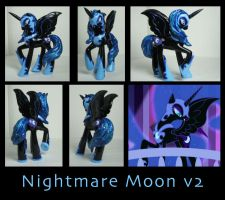 Nightmare Moon v2 by MLPEndlessNight