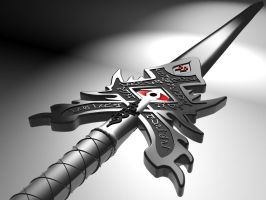 Red love sword by gapipro