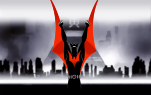 Batman Beyond by Chief-forrunner