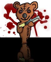 Killer Ted by TheWarrigul