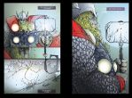 Two pager for Thor contest by Mims1105