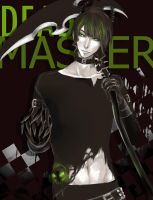 Deadmaster male by WhackThatAlice