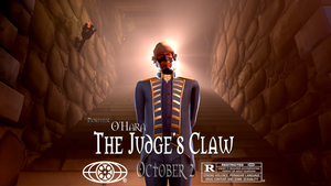 The Judge's Claw by Guitar-Cat-22