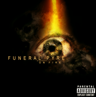 cd cover Funeral Pyre by chemical-nos