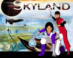 Skyland: Julien Chronicles by Cheackitout