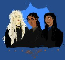 ravenclaws by crowry