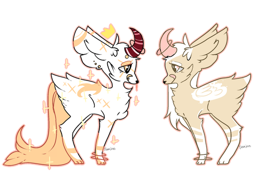 Kings Of Our Past ADOPT (Auction) 0/2 CLOSED by namitro