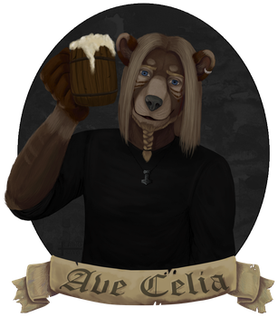 Ave Celia! by Kuvajaenen