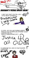 Phoenix Wright Meme by L-and-cake16