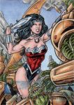 DC Comics 'The New 52' - Wonder Woman by tonyperna