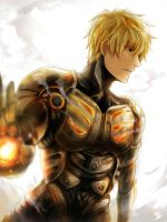 Genos by Evil-usagi