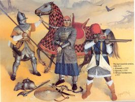 muslim warriors 2 by byzantinum