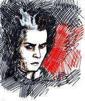 Sweeney Todd by romanticideuh