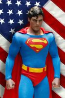 Hot Toys 1978 Superman Figure by Ranock