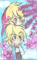 rxb- flowers, flowers everywhere by YerBlues99