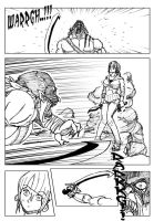 """comic """"Orc Queen"""" extra 02 by DodiZigi"""