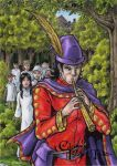 The Pied Piper - Classic Fairy Tales by tonyperna