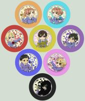OHSHC Button Set by DATwinz