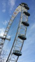 The London Eye by rbompro1