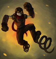 Jumper Boots Maniac by tiagorcp