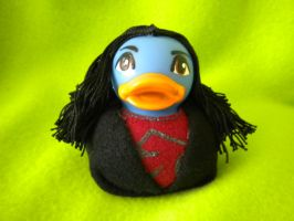 Jacob Black Rubber Duck by Oriana-X-Myst