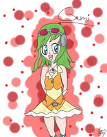 [OLD] Megpoid GUMI by WhyNotCaro