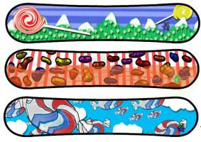SnowBoard Designs 2 by Barnman