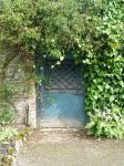 Secret Garden Door by mindCollision-stock