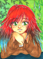ACEO-Quite while by atorife
