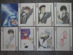 Gintama Cards by shadowheartless