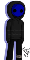 Eyeless Jack by PocketChocolate