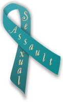 Sexual Assault Ribbon by Obsidian-Siren