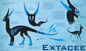 Extacee ref by 00X181-033-4-9953XX3