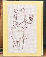 Winnie The Pooh by VickitoriaEmbroidery