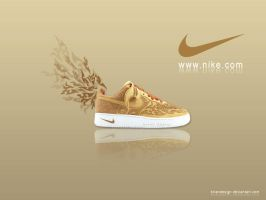 nike shoes by Briandesign