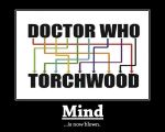 Doctor Who Torchwood by Dericwadleigh