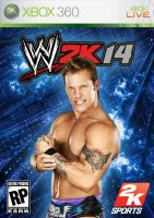 WWE 2K14 Cover Art - Chris Jericho by ViddyClassic