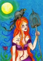 ATC Raven Witch by eden-paradox