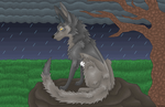 Rainy Days by Okami-Dragon