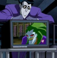 Joker on TV by TheSteelJoker
