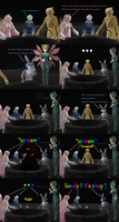 MMD Comic - An unexpected joke by JackFrostOverland