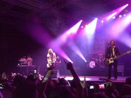 Switchfoot Live in KL Malaysia by calsilver
