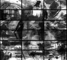 Thumbnail Speed Paintings by Conceptbound