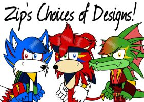 Zip's Design of Choice by AshleyWolf259