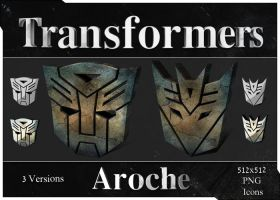 Transformers by aroche